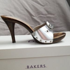 Bakers Shoes - Bakers Sabrina Slip on Pump